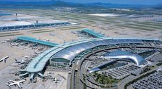 Incheon International Airport, South Korea    International travelers have voted South Korea's Incheon the world's best airport for customer service, global airports body Airports Council International said.