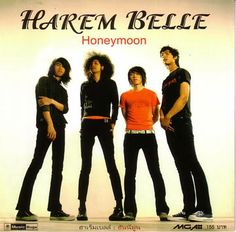 "Harem Belle is a Thai band playing Alternative Pop Rock. Listen to ""From the word ""Love"" and check out other music by this quirky, unconventional, up and coming band from Thailand. #HaremBelle #Thailand #SongoftheWeek More info/listen: http://www.cseashawaii.org/2014/03/harem-belle/"
