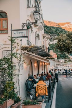 Ultimate 4 Day Positano Italy Travel Itinerary | What to See & Where to Eat: Da Vincenzo