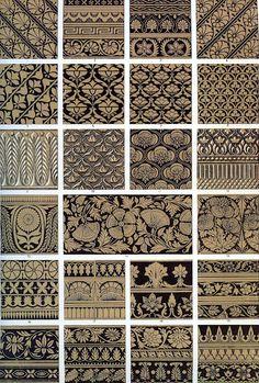 doodle patterns, indian theme, owen jone, indian decor, art, design patterns, ornament, print, indian patterns