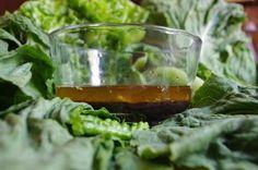 Bomby balsamic vinaigrette Day #7