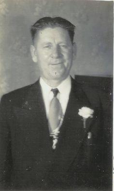 Joseph Henry Pedigo I, my Grandfather