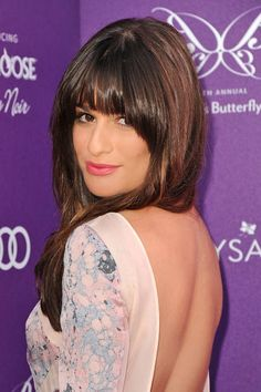 Lea Michele Style and Birthday - Lea Michele Red Carpet Fashion - ELLE