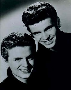 Opry members-The Everly Brothers