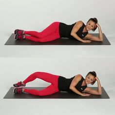 8 Exercises to Help You Say Sayonara to Saddlebags: If you're trying to tighten up the extra padding around your butt and upper quads, you're not alone.