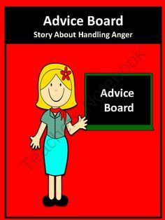 Anger Management Story and Activity Book from FunTeach on TeachersNotebook.com (11 pages)  - Anger Management Story and Activity Book $