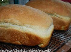 Recipes of a Cheapskate: 1 Hour bread