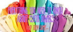 cloth diapers, diaper 101