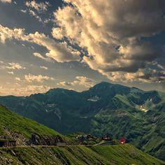 Journey to the Mountain    Fagaras - Romania