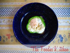 Bell Pepper Eggs by The Foodies' Kitchen, via Flickr