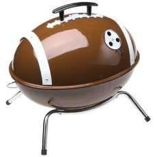 fun football grill for tailgating  #UltimateTailgate #Fanatics