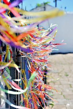 Brasil. Salvador de Bahia. Las cintas de Bonfim by César Angel. Zaragoza, via Flickr