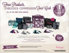 When you invest in yourself with the Thirty-One opportunity, Thirty-One invests in you too!  Thirty-One's Fall Start Swell Incentive.