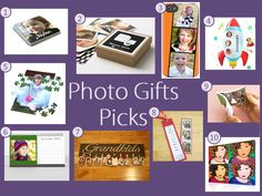 Photo Gifts and Why I Love Them