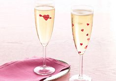 Martha Stewart Valentine's Day Glasses