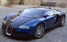 Top Sports Cars: Bugatti