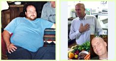 Chris's Raw Food Transformation | Weight: 363lbs to 196 lbs | Cholesterol: 324 to 97 US | Blood Pressure: 184/50 to 120/80