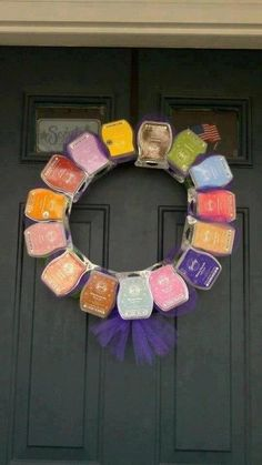 scentsi parti, craft, new houses, scentsi wreathi, hous parti, favor, scentsi idea, box, house parties