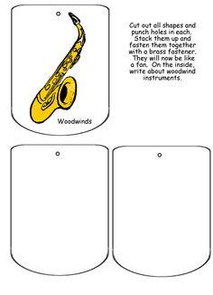 Orchestra Lapbook
