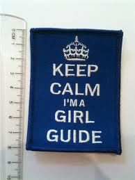 ... I'm a Girl Guide
