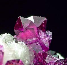 Roselite and Calcite - Morocco