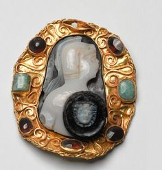 A Roman brooch, 220 CE, The Israel Museum