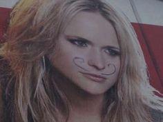 Miranda Lambert Sign Vandalized In Her Texas Hometown