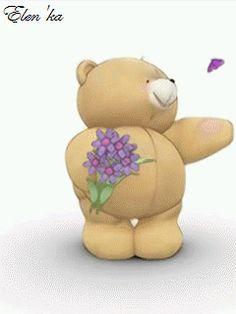Coeurs- teddy bear- oursons coeurs -saint valentin-amour