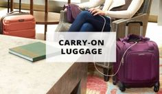 The best carry-on lu