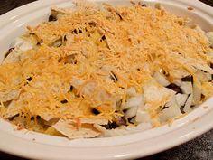 crockpot mexican casserole- meatless