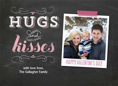 Photo Valentines Cards at Persnickety