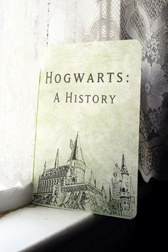 Hogwarts a History Journal