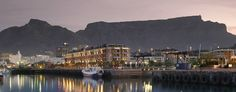 Cape Grace, one of the most beautiful hotel in Cape Town, South Africa