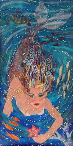 Mermaid by Liz Patton  ~~~