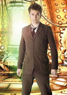 Doctor Who - 10th Doctor (David Tennant)