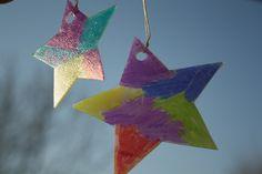 decorate a milk jug! Cut into shapes for ornaments!