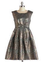 Of the Bioluminescence Dress | Mod Retro Vintage Dresses | ModCloth.com
