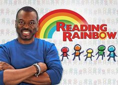 Did you see the Reading Rainbow Kickstarter? One of my favorite shows is coming back just in time for my daughter to be able to see it. Awesome!