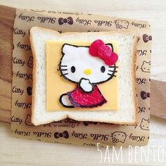 25 Hello Kitty Foods That Are Almost Too Adorable To Eat
