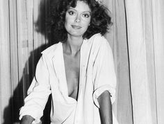 """""""She forged a career that didn't just stem from the fact that she had the best boobs in Hollywood."""" —Ellen Barkin on Susan Sarandon"""