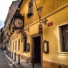 U Fleku is the oldest pub in #Prague, #CzechRepublic. Photo courtesy of eachapman4 on Instagram.