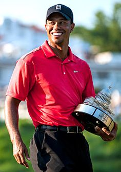 Golf: Tiger Woods Wins AT National  Tiger Woods earned his third victory of the year at the AT National. Woods closed with a 2-under 69 at one point going 41 holes without a bogey on a Congressional course that was tougher than when it held the U.S. Open last year and won for the third time this year. It was the 74th win of his career, moving him past Jack Nicklaus into second place on the PGA Tour, eight short of Sam Snead's record.  keepinitrealsports.tumblr.com  keepinitrealsports.wordpres...