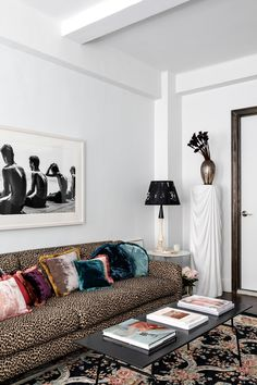 This New York Apartment Packs Major Personality into 400 Square Feet - Architectural Digest