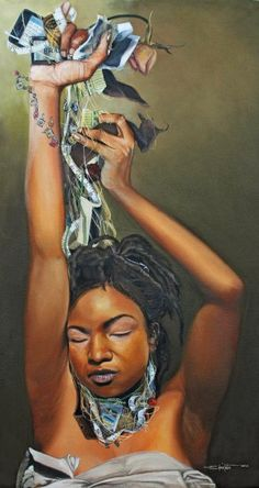 """Free Yourself"" by Edwin Lester."