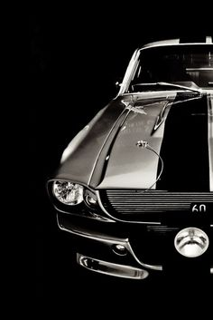 Classic American Muscle Car... The Mustang.