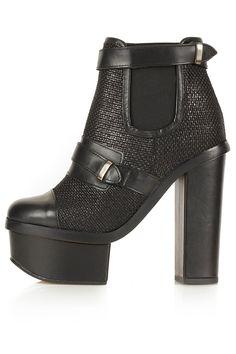 ASPIRE Platform Chelsea Boots | Topshop