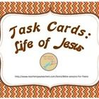 Instant Bible class materials! Print off and use the same day with little prep time.   This set includes 23 task cards. Each task card guides stude...  20% off the first 48 hours!