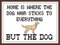 Hey, I found this really awesome Etsy listing at https://www.etsy.com/listing/191520527/dog-funny-cross-stitch-pattern