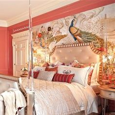 Old Hollywood Bedroom On Pinterest Hollywood Bedroom Hollywood Glamour Bed