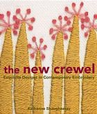 This isn't your grandmother's crewel, but a hip, contemporary update. These projects are easy, too, because crewel has no counting, no grids, and no cross-stitch--just beautiful free-form embroidery. A basics chapter explains how to do the different stitches, ranging from French knots to laid filling. Novices will swiftly move on to the 30 practice designs, all accompanied by easy instructions and diagrams, and a dozen projects.